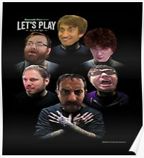 Let's Photoshop Poster