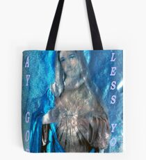 May God Bless You Tote Bag