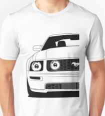 Ford Mustang Fifth Generation Best Shirt Design Unisex T-Shirt