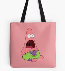 Surprised Patrick Tote Bag