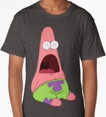 Surprised Patrick Long T-Shirt