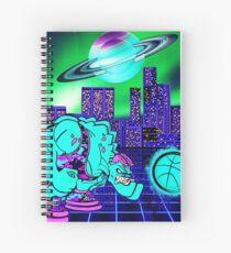 Space jam Spiral Notebook