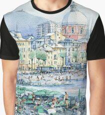 Pegli d'estate Graphic T-Shirt