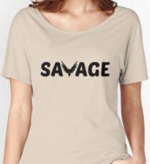 Savage Maverick Women's Relaxed Fit T-Shirt