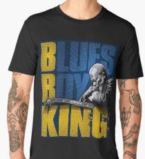 BB King Blues Boy King Men's Premium T-Shirt