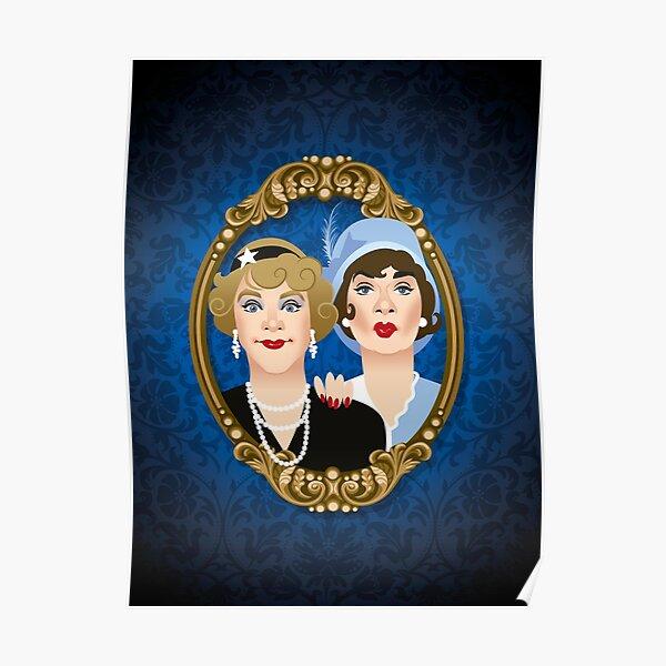 Josephine & Daphne Poster