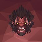 Axe Low Poly Art by giftmones