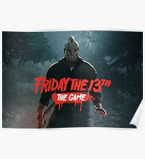 Friday 13 Poster
