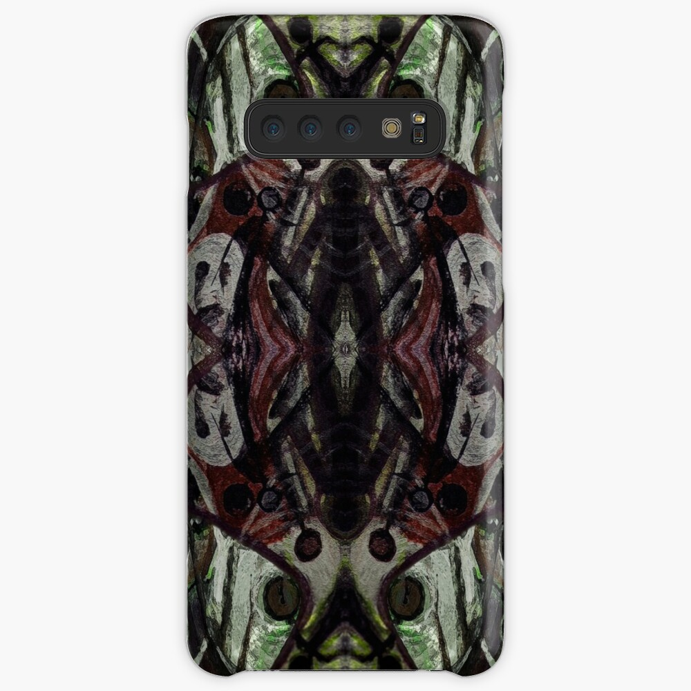Ghost Upholstery Case & Skin for Samsung Galaxy