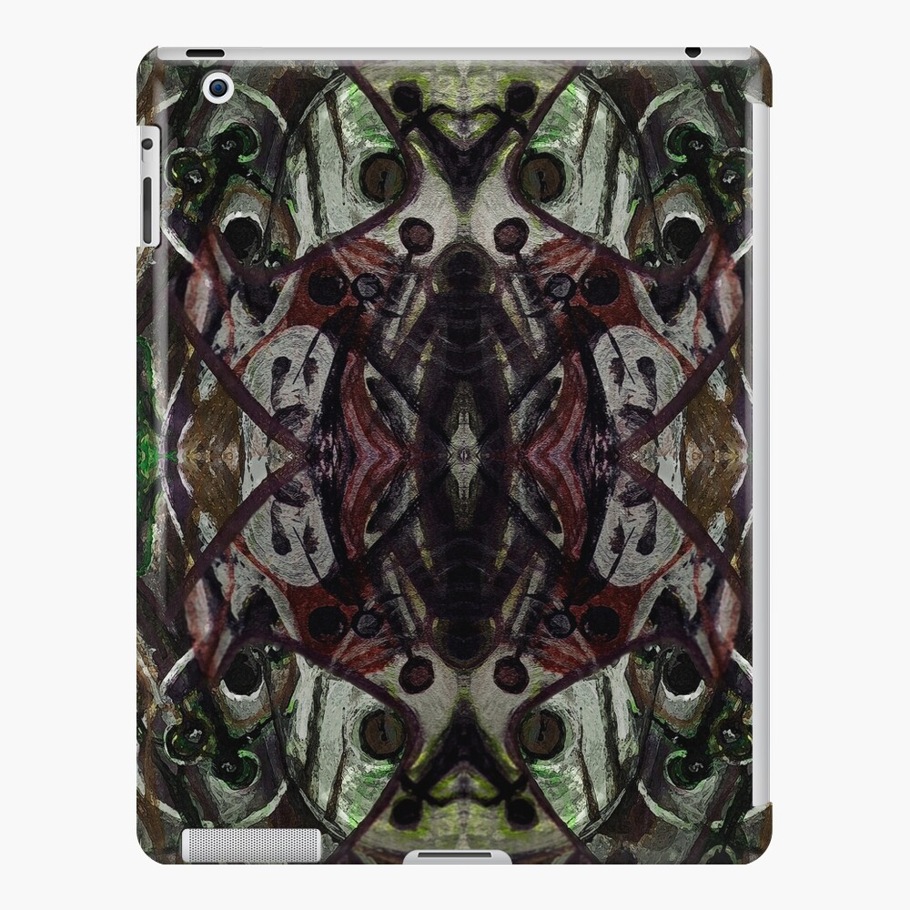 Ghost Upholstery iPad Case & Skin