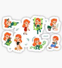 Ivy Sticker