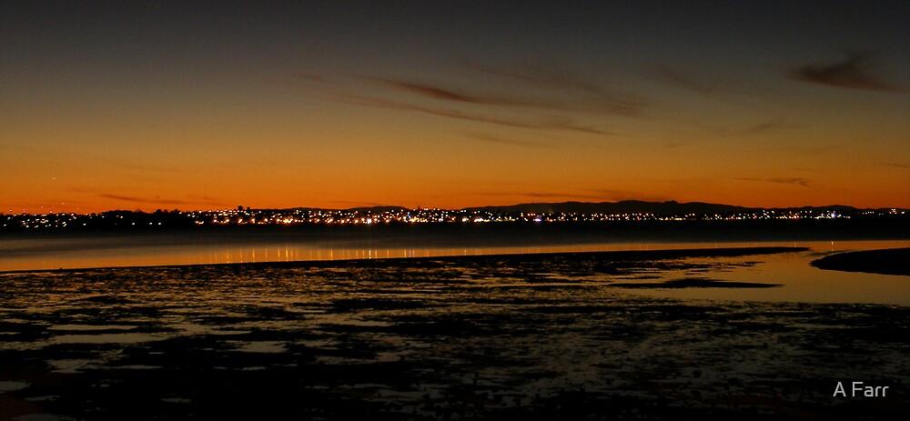 Wellington Point by A Farr