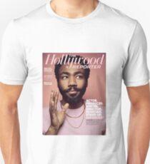 Donald Glover Magazine T-Shirt