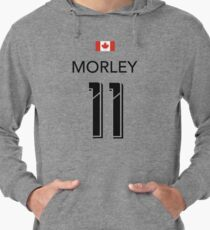 Bob Morley Soccer/Football Jersey (For Charity) Lightweight Hoodie