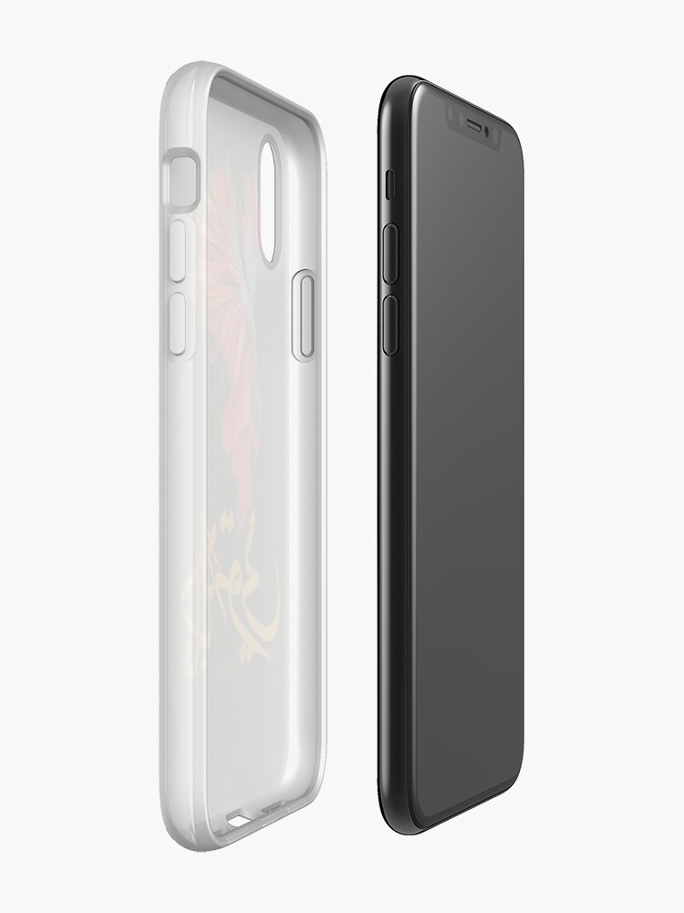 Alternate view of Badeh Toei iPhone Case & Cover
