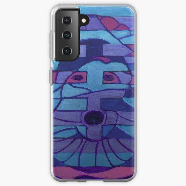 Hexagram 27: Yi (Nourishment) Samsung Galaxy Soft Case