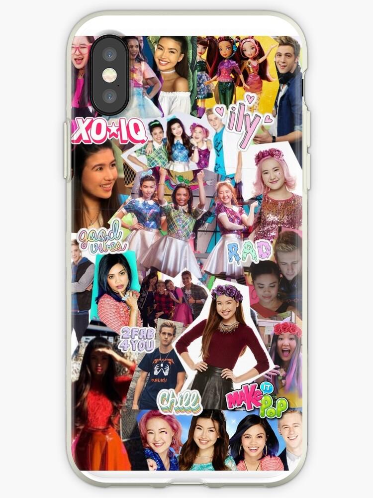 new arrivals b7515 1408e 'Make It Pop/XO-IQ iPhone Case' iPhone Case by mxfits