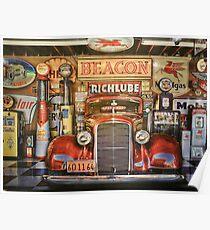 Mechanic Garage Anywhere USA Poster