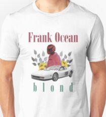 Frank ocean blond white ferrari T-Shirt