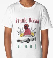 Frank ocean blond white ferrari Long T-Shirt