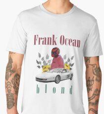 Frank ocean blond white ferrari Men's Premium T-Shirt