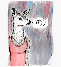 Odd  Poster