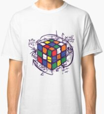 Rubik's Cube Instructions Classic T-Shirt
