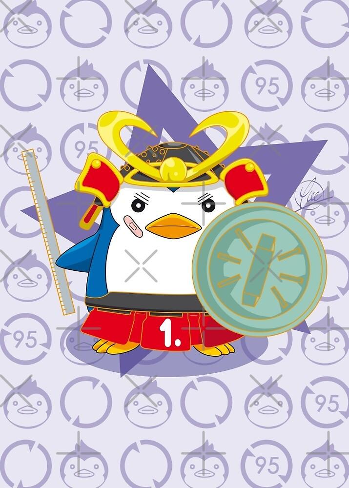 N°1 - Samurai by alphavirginis