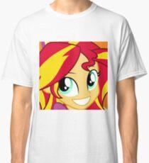 sunset shimmer Classic T-Shirt