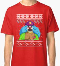 Doctor Rockso White Christmas Classic T-Shirt