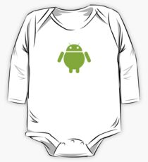 Fat Android One Piece - Long Sleeve