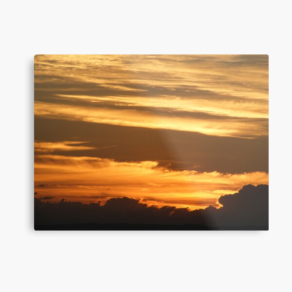 Early Morning Bliss Metal Print