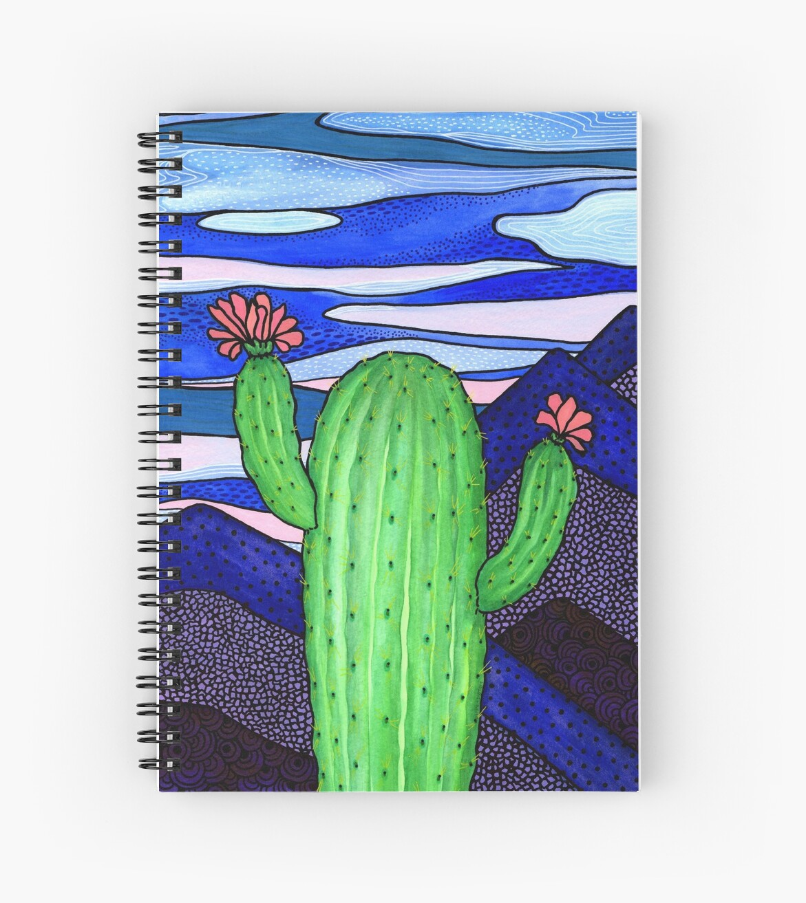 Cactus Sky by christinemay