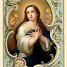 Mary Immaculate by fajjenzu