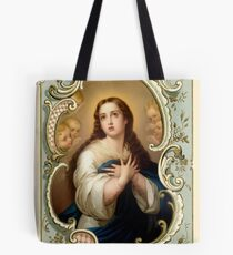Mary Immaculate Tote Bag