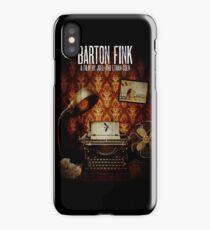 Coen Brothers Classic Film Barton Fink iPhone Case/Skin