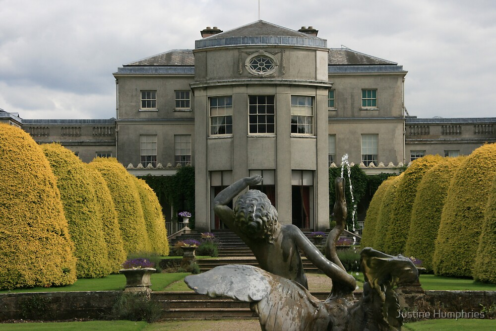 Shugborough Hall by Justine Humphries