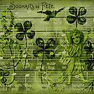 Souhaits DE Fete by Sandra Foster