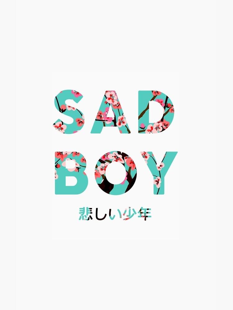 Traurige Jungs von BarrySandra