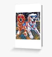 2 Cool For You! Greeting Card