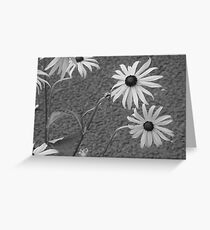 Minature Sunflowers Greeting Card