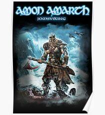 Amon Amarth - Jomsviking Poster