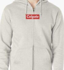 Colgate Zipped Hoodie