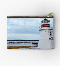 The Renforth Ice-fishing Village I Studio Pouch