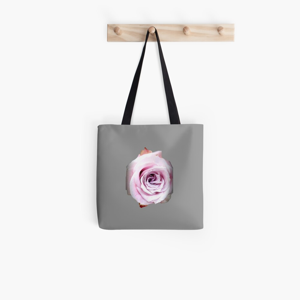 Faith rose simply  Tote Bag