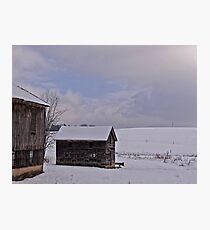 Desolate Day Photographic Print