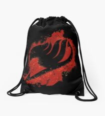 Fairy Tail Drawstring Bag