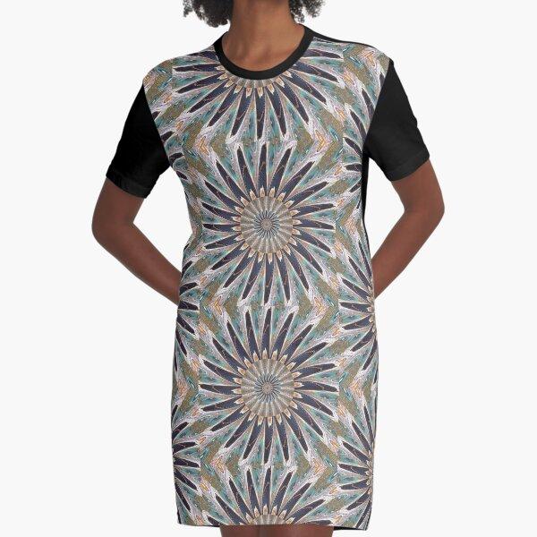 Transcendental Graphic T-Shirt Dress