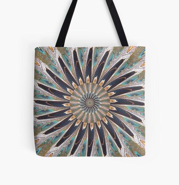 Transcendental All Over Print Tote Bag