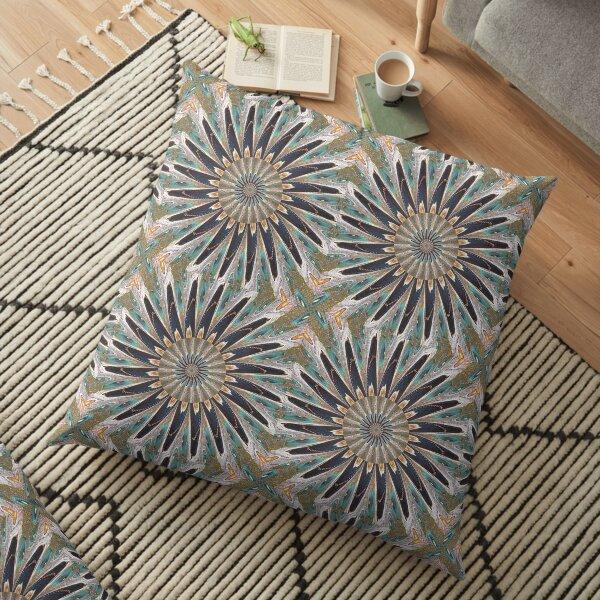 Transcendental Floor Pillow